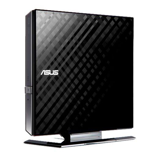 DRIVE DVD-RW EXTERNO SLIM PRETO USB SDRW-08D2S-U ASUS