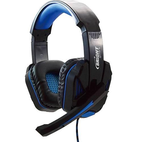Fone Headset Gamer Azul 0467 Bright P2
