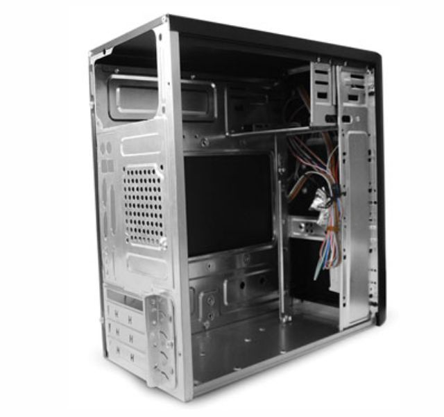 Gabinete C3Tech Micro Atx Mt-21Bk Ps-200V2-U2Ha