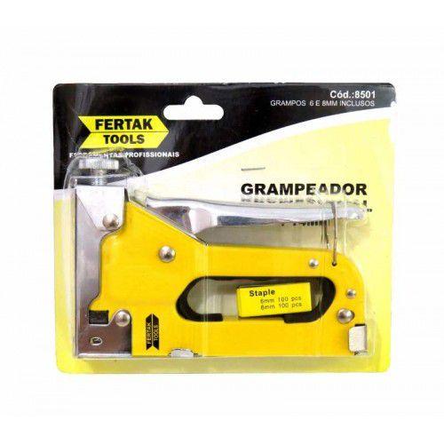 GRAMPEADOR PROFISSIONAL 4-14mm 8501 FERTAK@