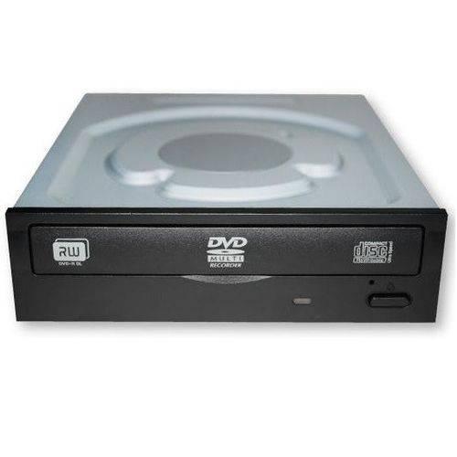 Gravador DVD-RW LITE-ON SATA PRETO DUAL LAYER
