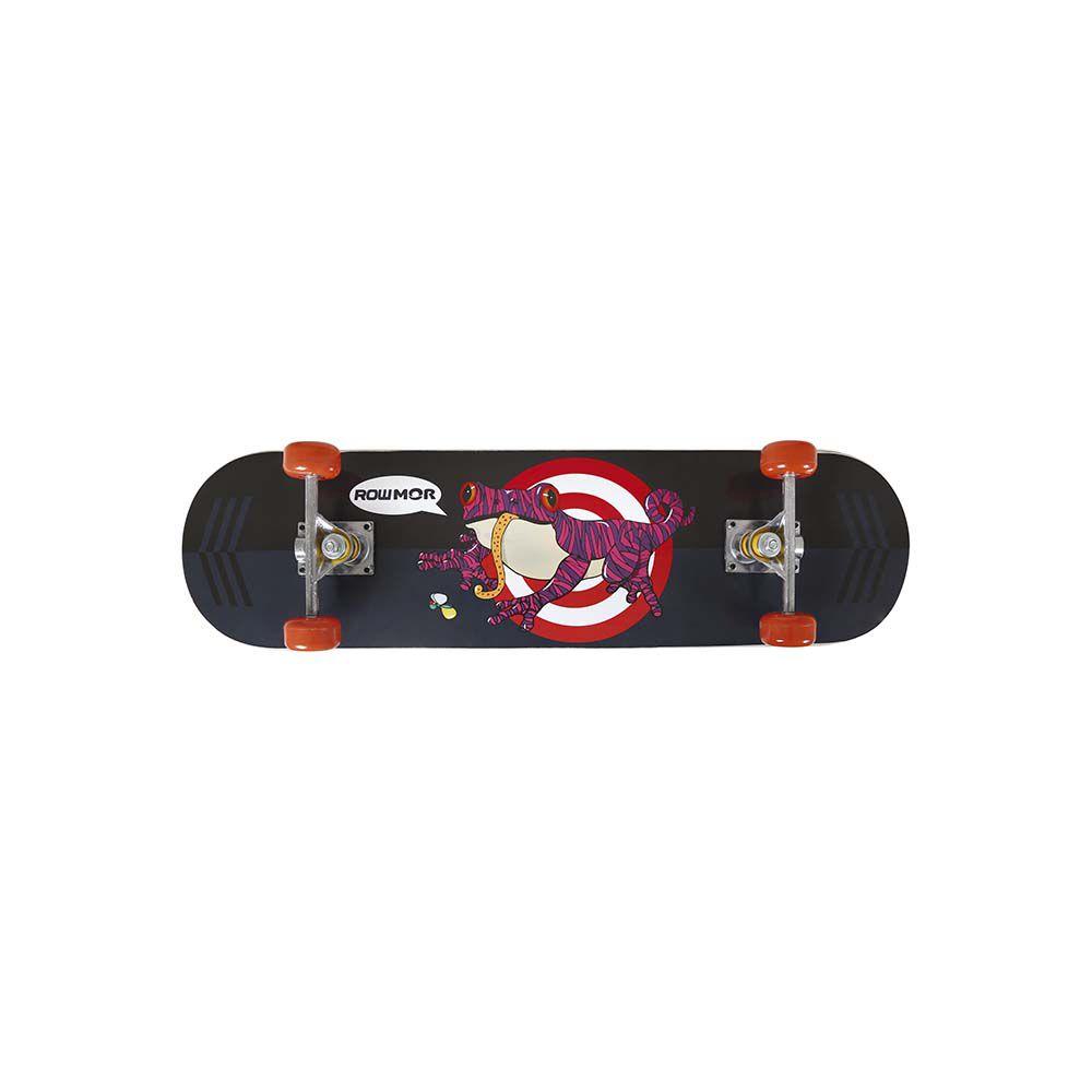 Kit Skate Infantil Sapo 79cmx20cm SAPO MOR 40600201