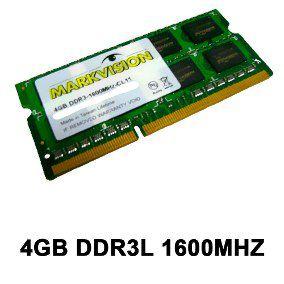 MEMORIA NOTEBOOK 4GB/1600 MARKVISION LV