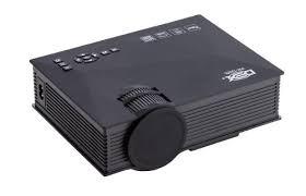 Mini Projetor Portátil Led 1200 Lumes Hdmi Usb Vga Wifi PR-1200L