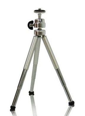 Mini Tripé P/câmera Digital Universal Retratil Mt-03