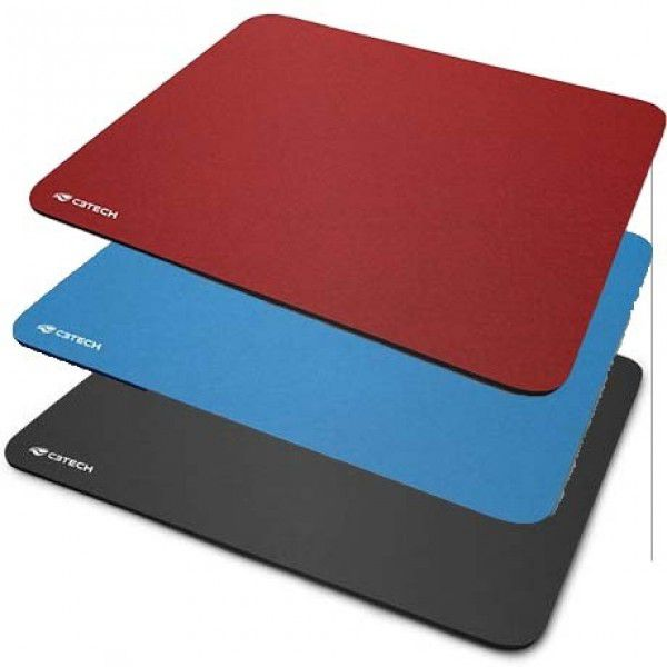 MOUSE PAD C3TECH MP20 cor diversas