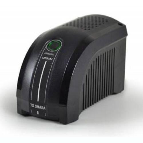 Nobreak Ts Shara Ups Mini 600va Mono 115v Preto 4004 6 tomadas