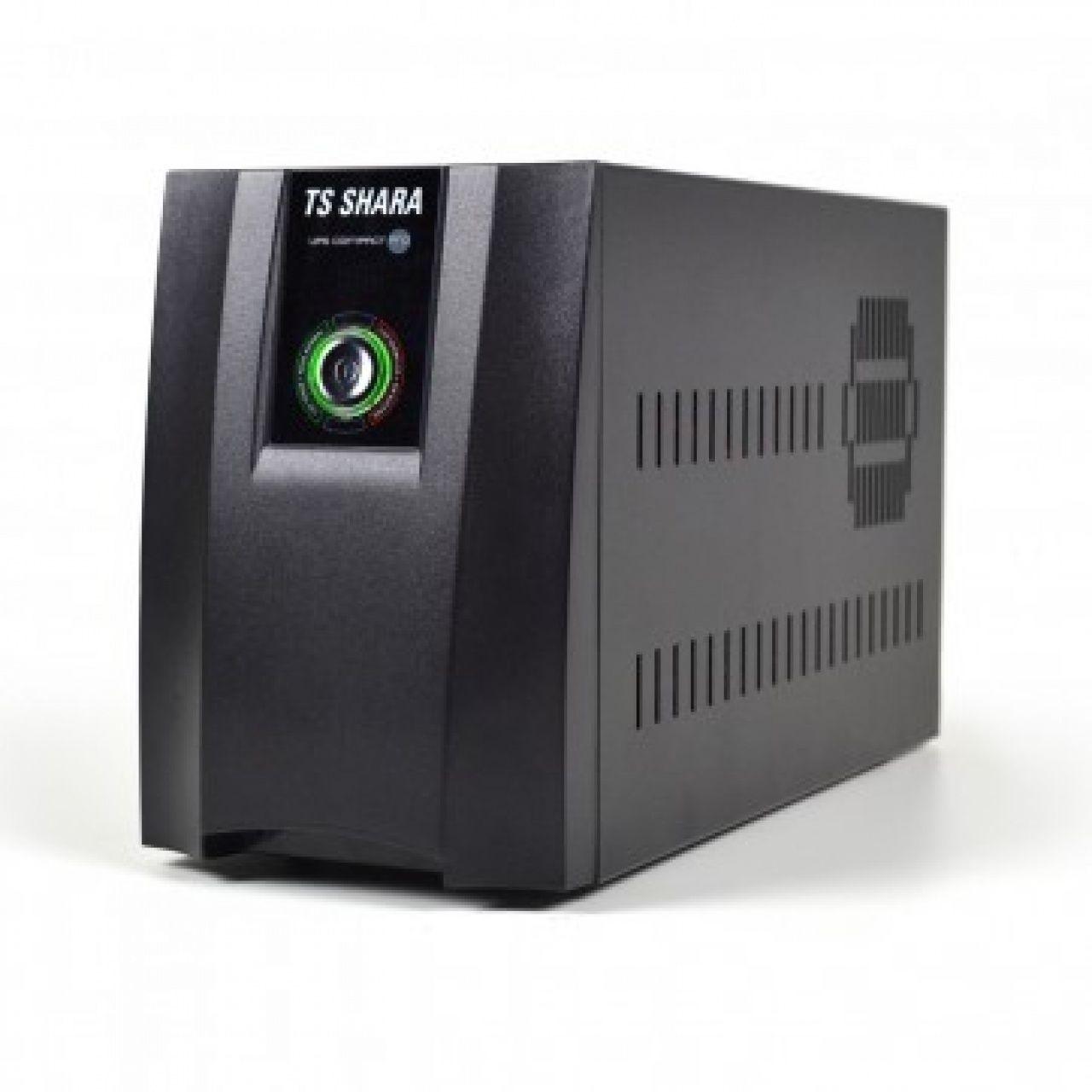 NOBREAK UPS COMPACT PRO 1400VA 1x7Ah BIVOLT/BIVOLT 4430 TS SHARA