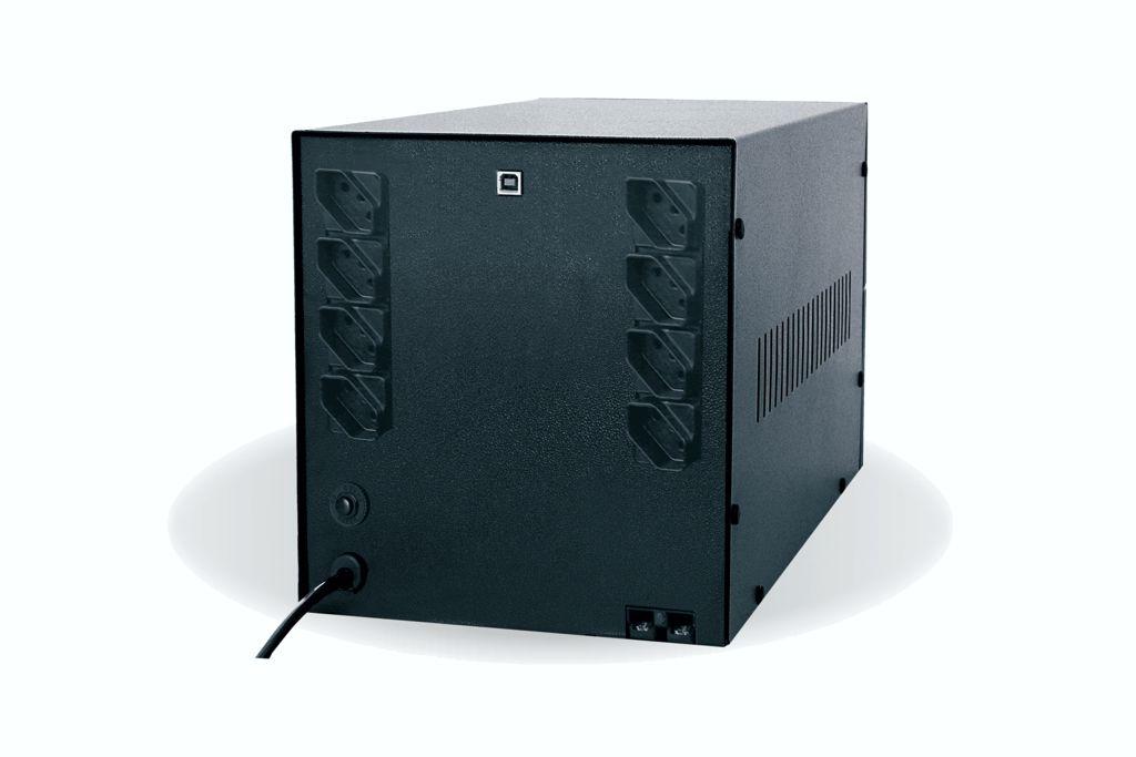 NOBREAK UPS SENOIDAL 2200VA 4x7Ah BIV/115V USB 4420 TS SHARA