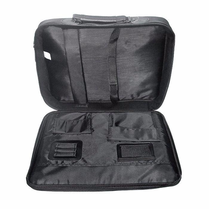Pasta Notebook Executiva Maleta Bolsa Case Couro 15,4 03U