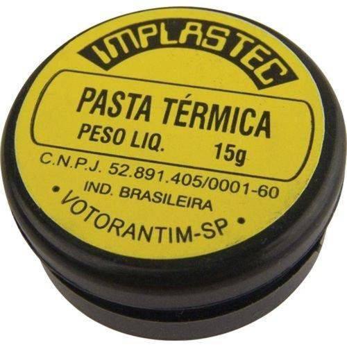 PASTA TERMICA IMPLASTEC 15G  6155
