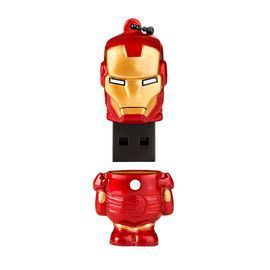 PEN DRIVE 8 GB MARVEL HOMEM DE FERRO USB 2.0 PD081 MULTILASER