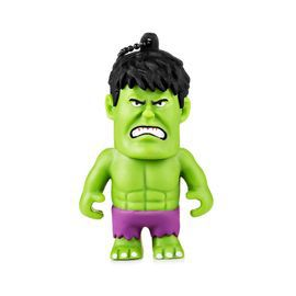 PEN DRIVE 8 GB MARVEL HULK USB 2.0 PD082 MULTILASER