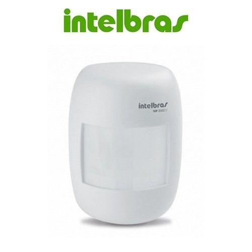 Sensor Infravermelho Intelbrás Pasivo sem fio Ivp2000sf