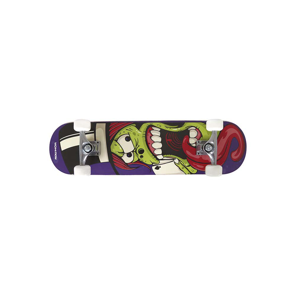 Skate Semi-Profissional 79cm x 20cm Mágico MOR 40600242