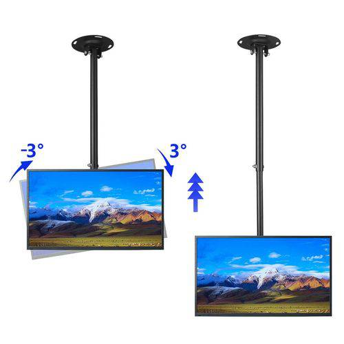 SUPORTE TETO TV PLASMA / 3D LCD / LED 32 A 75 806 02682