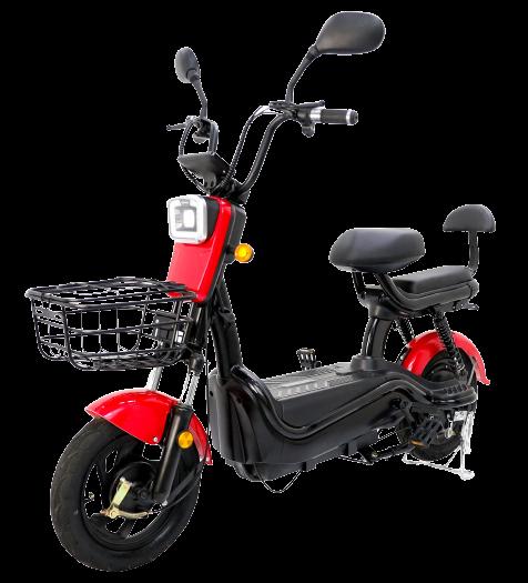 Bicicleta Elétrica Dell  48v Chumbo