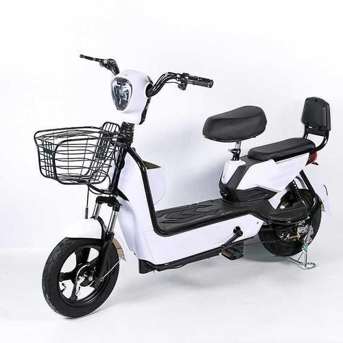 Bicicleta Elétrica 350w 48v Ecobikes Smart