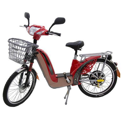 Bicicleta Elétrica 350w com Bateria de Lítio