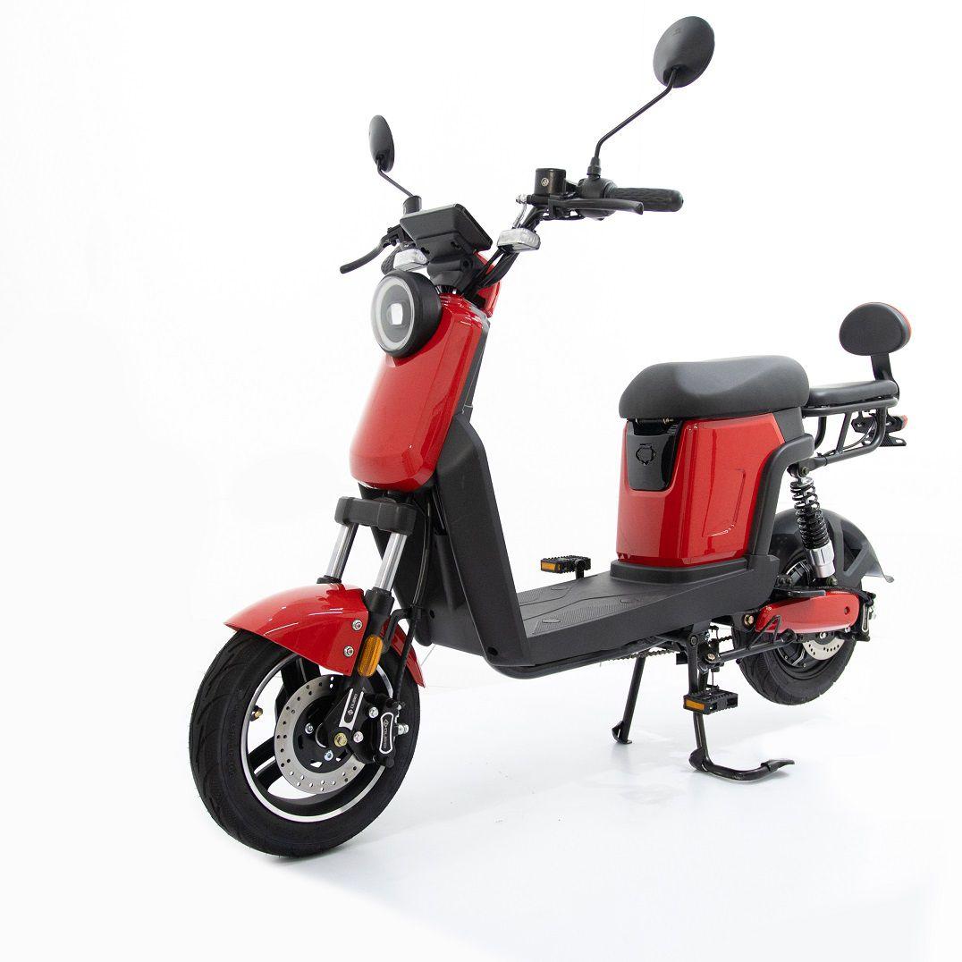 Ecobikes Bicicleta Elétrica 350w 48v Sousa ONE com bateria de lítio