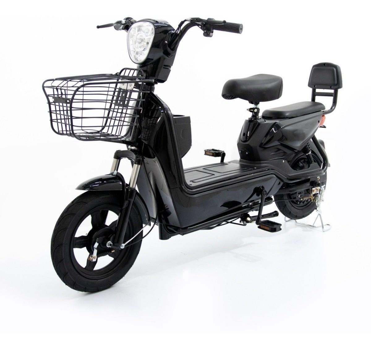 Bicicleta Elétrica 350w 48v Ecobikes Smart bateria chumbo