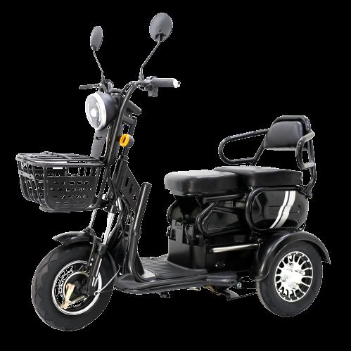 Ecobikes Triciclo Elétrico 500w 48v 36ah Lítio