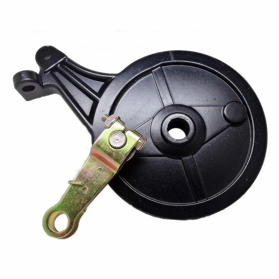 Flange do freio traseiro para bicicleta elétrica