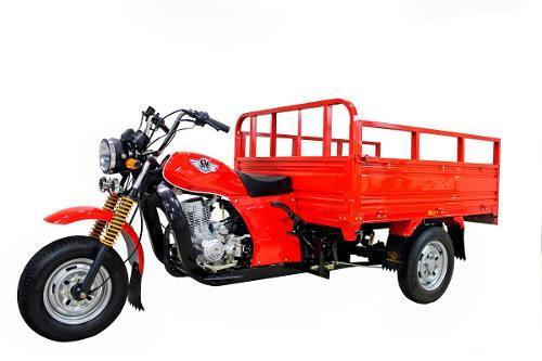 Triciclo De Carga 150cc Suporta até 300kg