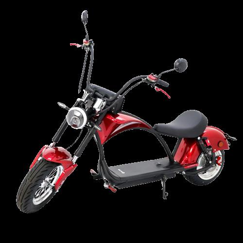 Scooter Elétrico Chopper Ecobikes 2000w
