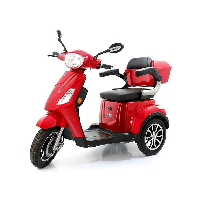 Triciclo Elétrico para idoso e cadeirante (CONSULTE OPÇÕES DE FINANCIAMENTO)
