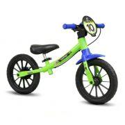 Bicicleta Infantil Balance Nathor Masculina