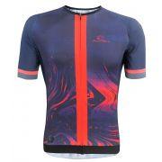 Camisa de ciclismo Mauro Ribeiro Masculino Magma