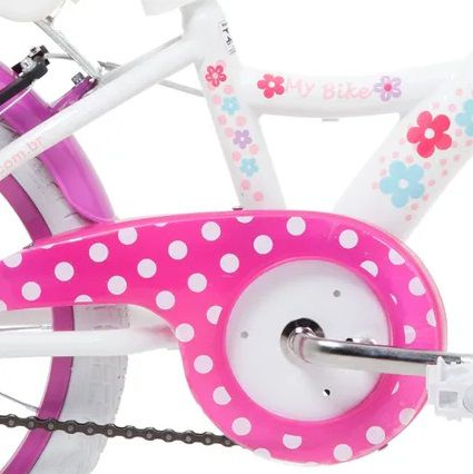 Bicicleta infantil Tito My Bike aro 16 feminina