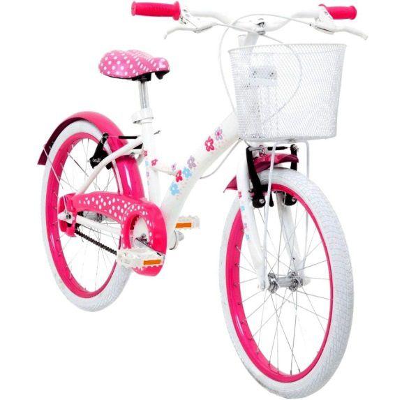 9ee094dc5 BICICLETA INFANTIL TITO MY BIKE ARO 20 FEMININA - Della Bikes