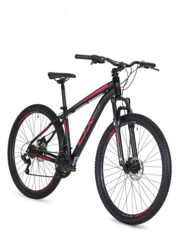Bicicleta Mountain Bike Ox Glide 29er Vermelho