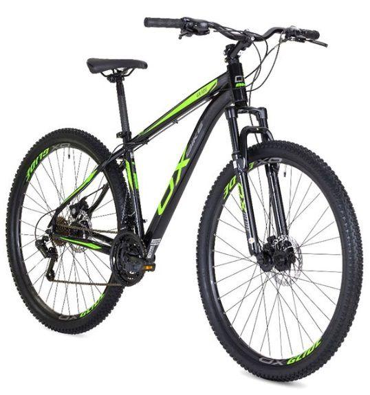 Bicicleta Mountain Bike Ox Glide 29er Verde