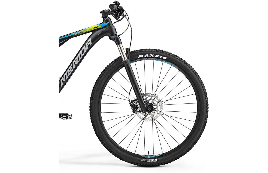 BICICLETA MOUNTAINBIKE MERIDA NINETY-SIX 9.600