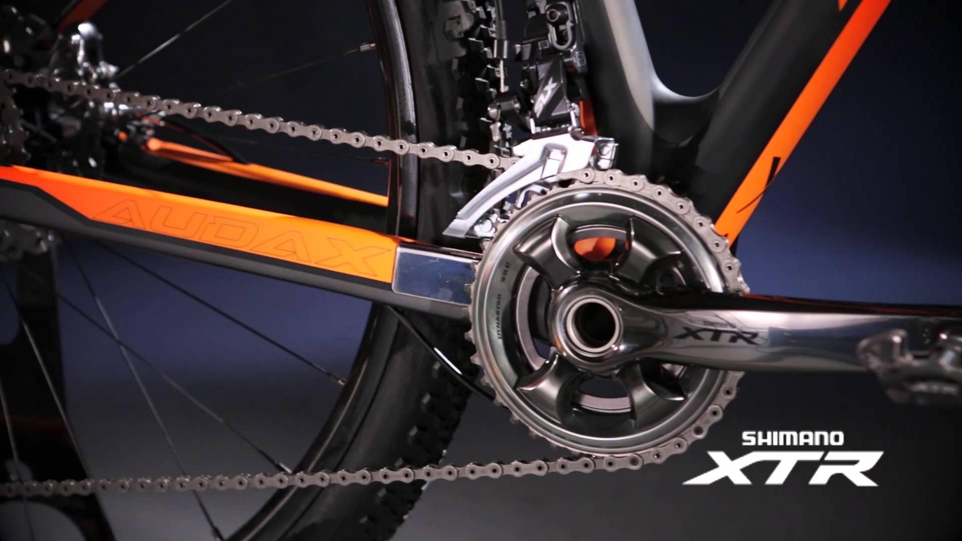 Bicicleta Mtb Audax Auge 50 Carbon
