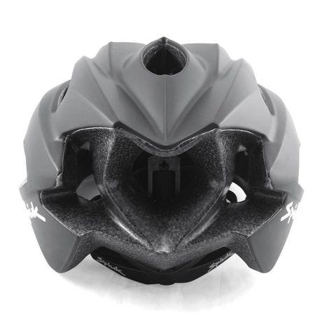 Capacete Spiuk Rhombus Preto fosco
