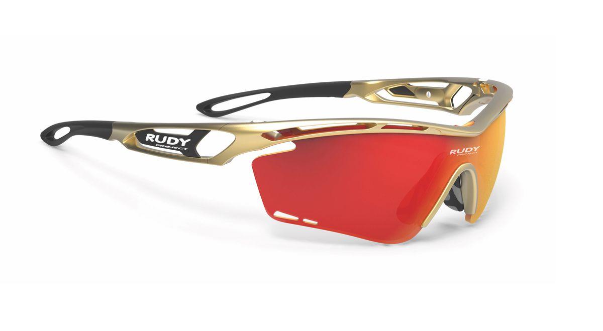 Óculos RudyProject Tralyx Gold Bahrain
