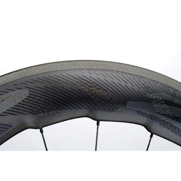 Rodas Zipp 656 Nsw® Carbon Clincher Shimano