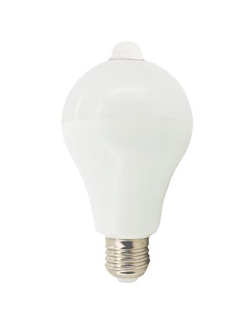Lâmpada Bulbo-9w com Sensor de Movimento
