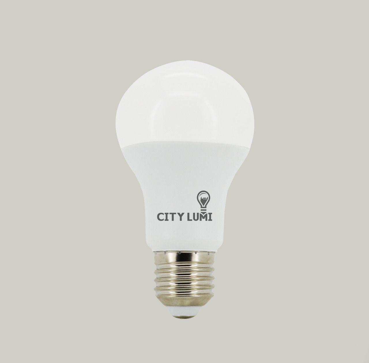 Lampada Led Bulbo - AUTODIMERIZÁVEL 7W Luz Branca 6500k