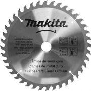 Disco De Serra Makita Madeira Widea 185mm X 40 Dentes