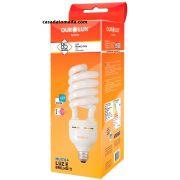Lampada Eletronica Spiralux Alta Potencia 85w 127v 6400k - Ourolux