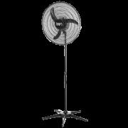 Ventilador Tron oscilante pedestal preto 50cm 140W