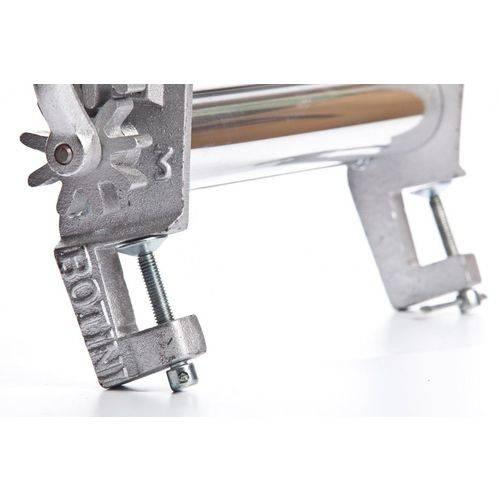 Cilindro Para Massas Manual Prendedor Numero 03 Em Alumínio