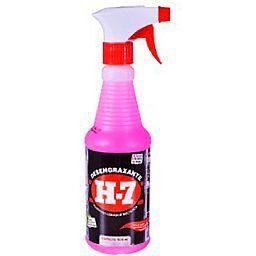 Desengraxante Removedor Multiuso Limpeza H-7 Spray 500 Ml