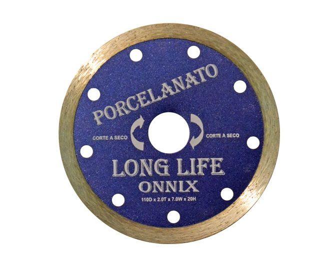 Disco para porcelanato Long life