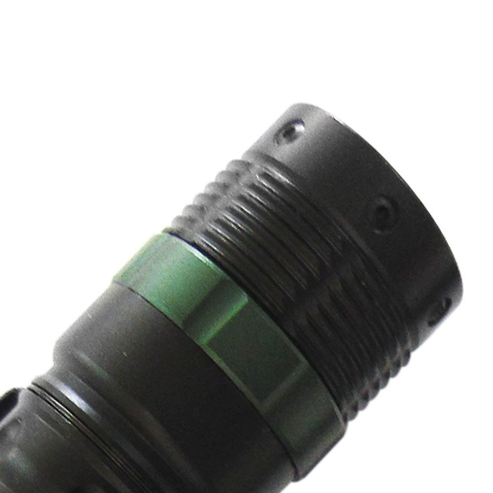 Lanterna Tática de LED Recarregável